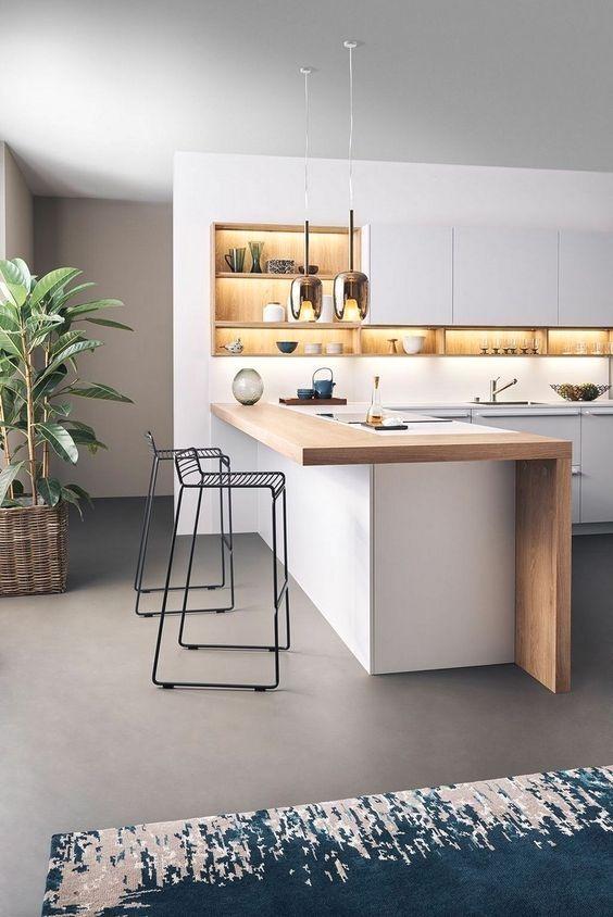 37+ Best Modern Kitchen Ideas You'll Dream About (+ DIY Tips)