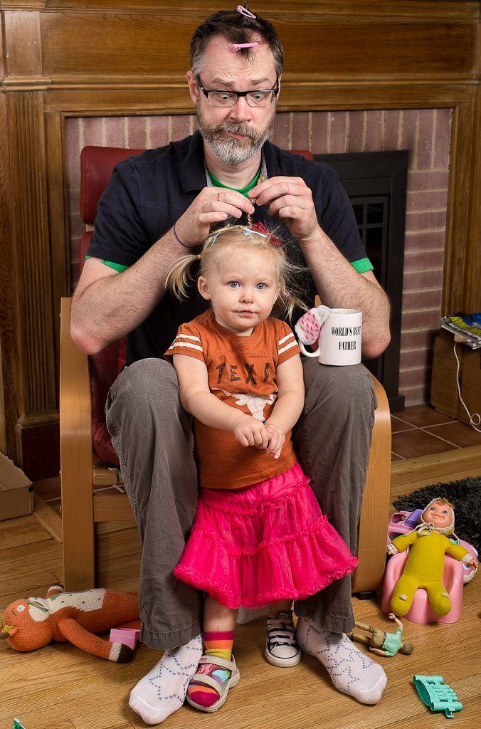 Дочь и отец смешные картинки