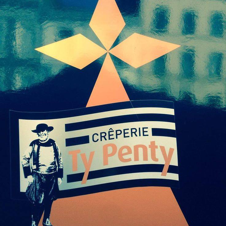 Ty Penty - Crêprie bretonne