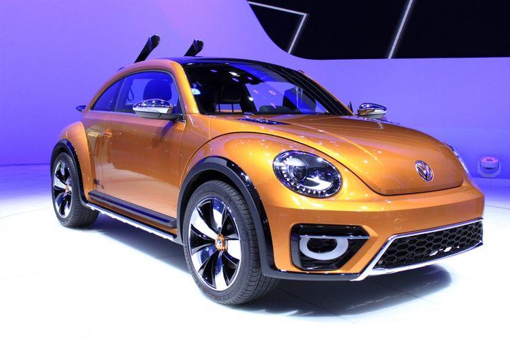 The VW Beetle Dune!