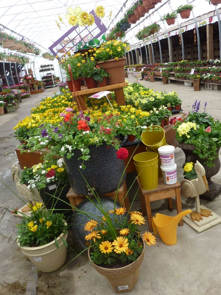 17 best images about garden center displays on pinterest for Garden center designs