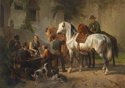 Frans Van Leemputten - Artist, Fine Art Prices, Auction Records for Frans Van Leemputten