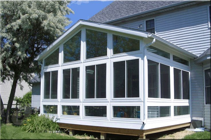 Sunroom Kits | DIY Sunroom Kit Gallery