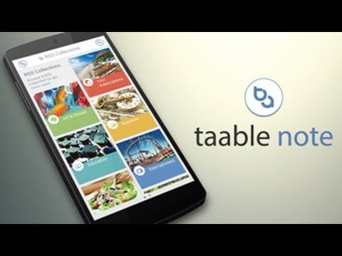 Taable Note - Your News Magazine