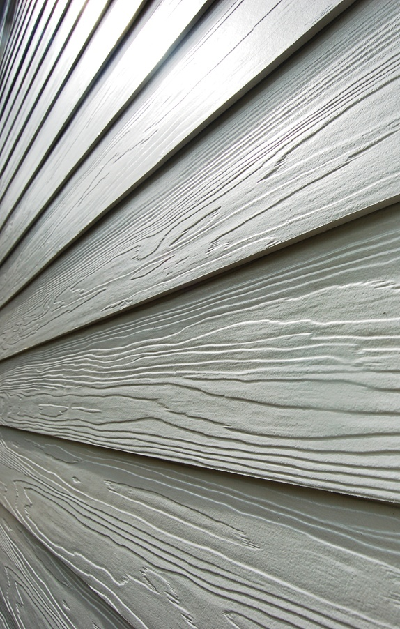 Concrete Siding The Composition Of Fiber Cement Board