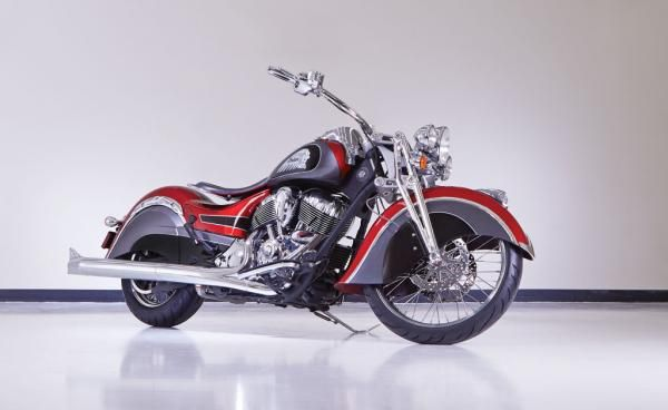 Indian Motorcycle Big Chief Custom