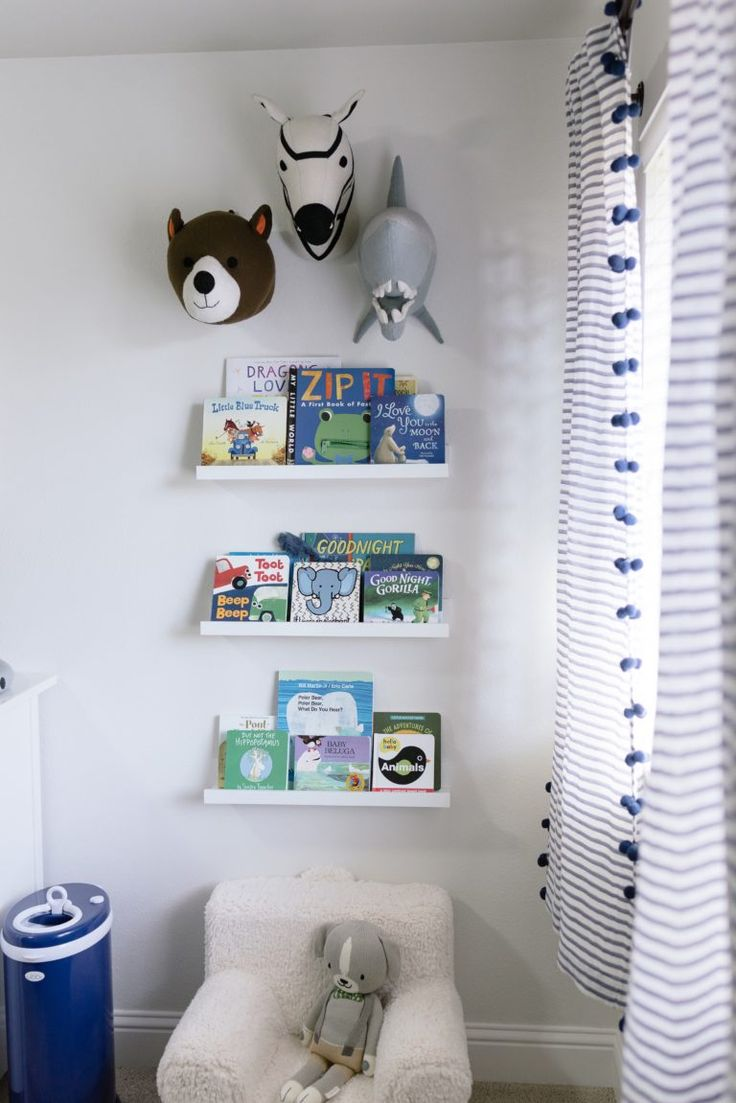 Owen's Blue & Green Nursery