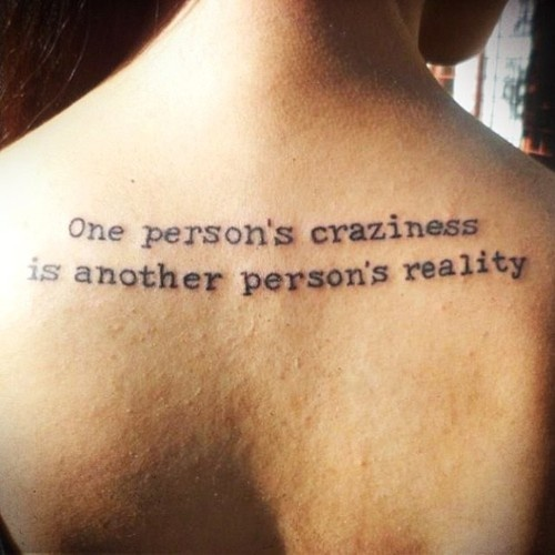 Best 25 quote tattoo placements ideas on pinterest for Philosophy tattoos tumblr