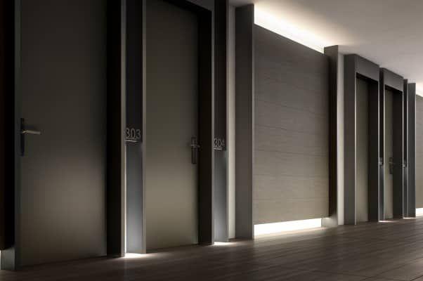 Oikos - Project | Inbraakwerende binnendeuren
