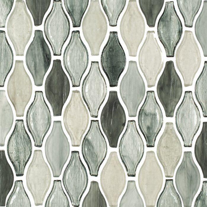 33 best Hirsch Silhouette Glass Tile Mosaic images on Pinterest ...