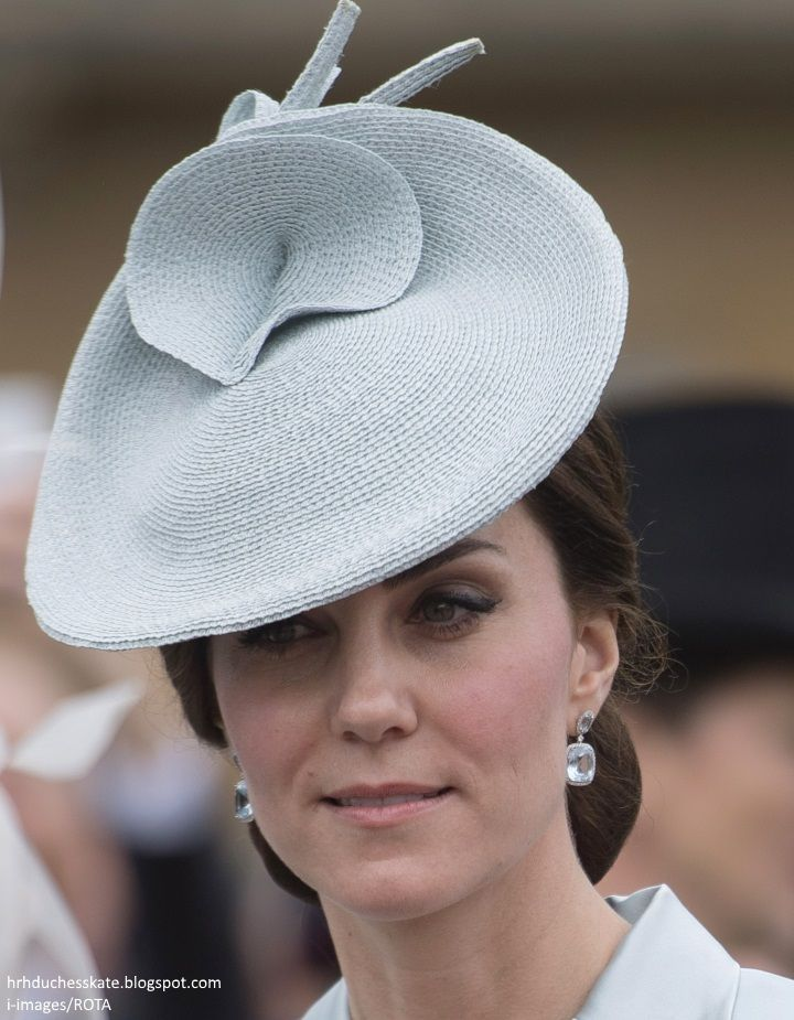 Duchess Kate: It's Talk of Pippa's Wedding & A Visit to Scandinavia for the Queen's Garden Party!