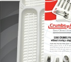 SO many great uses for this tray!  Love mine!  www.crumbsaway.com