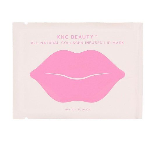 Kim Kardashian's Favorite Beauty Products Right Now - KNC Beauty all natural collagen lip mask