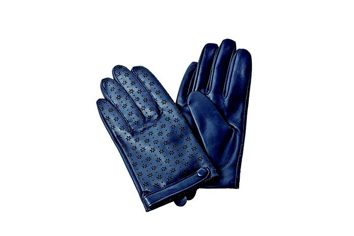 Adolfo Domínguez Otoño Invierno 2013 #Gloves #Blue #Accessories #Fashion #JockeyPlaza