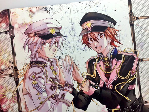 Kujou Ten & Nanase Riku