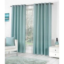 PLAIN LINED CURTAINS