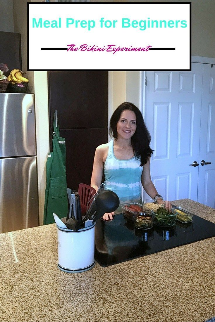 Meal Prep for Beginners! An easy how to meal prep guide for getting back to basics. Meal prep is a great way to get ahead and stay on track with being healthy when you have a busy schedule.