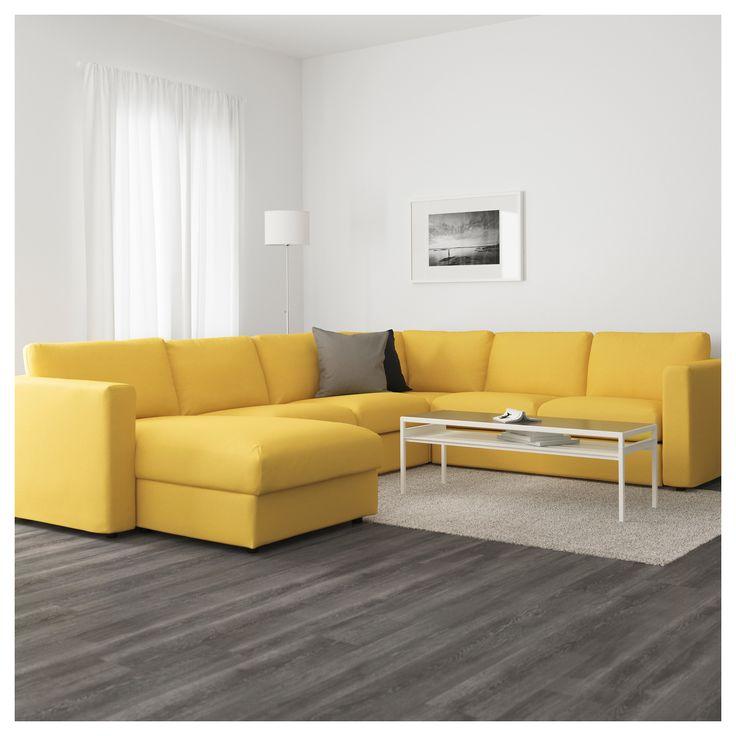Furniture And Home Furnishings En 2019 Yellow Ikea