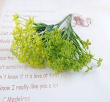 Зеленый лист растения/листья лотоса/Зеленые растения искусственные цветы искусственные цветы трава шелковый цветок украшения дома украшения MA2253(China (Mainland))