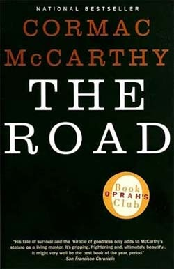 I adore this book, albeit post-apocalyptic, for McCarthy's portrayal of the love between father and son.