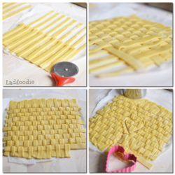 Ecco i procedimenti passo passo per i miei biscotti di frolla intrecciata! #frolla #biscotti intrecciati #ladfoodie #laddicted #blog #ricetta