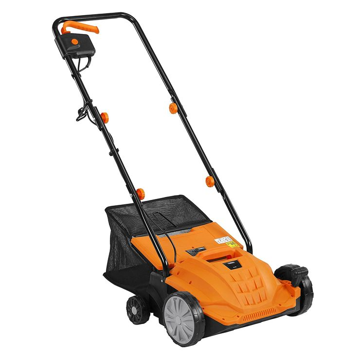 Lawn Dethatcher and Aerator- VonHaus