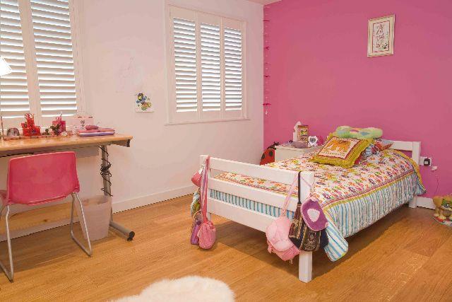 Kids bedroom #WindowShutters