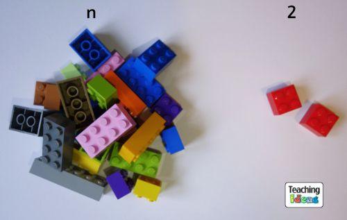 Algebra with Lego