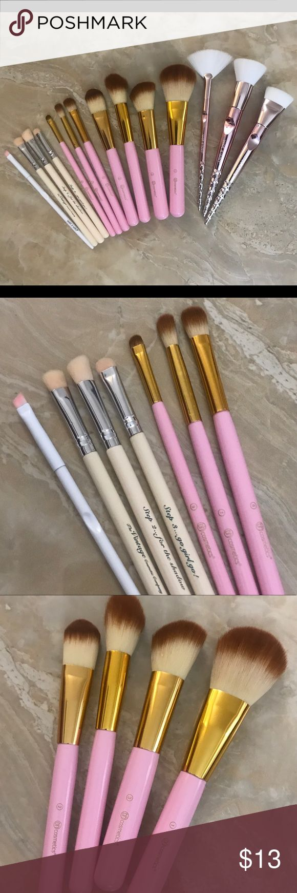 14pc Makeup Brush Set BRAND NEW! Full set of makeup