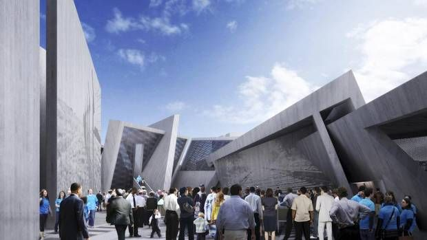 Canadian Holocaust Memorial | National Holocaust Monument design unveiled - The Globe ...