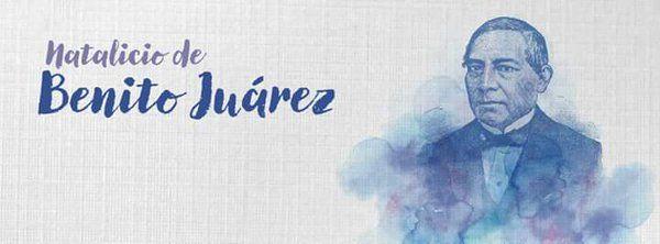 Un día como hoy de 1806 nació el presidente mexicano Benito Juárez