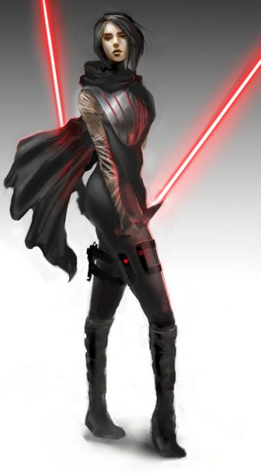 Jedi Hunter: Ryu Jachi