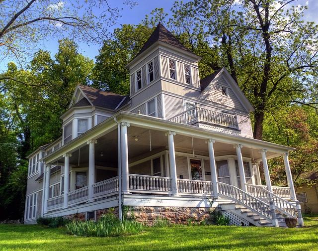 Arkansas - Eureka Springs - Victorian