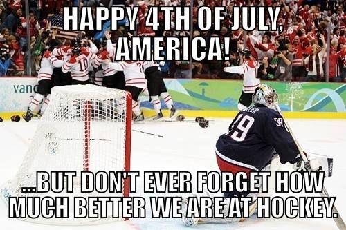 ❥ Hockey Canada