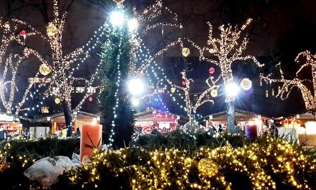 Európa 15 legelbűvölőbb karácsonyi vására   Pink Domina