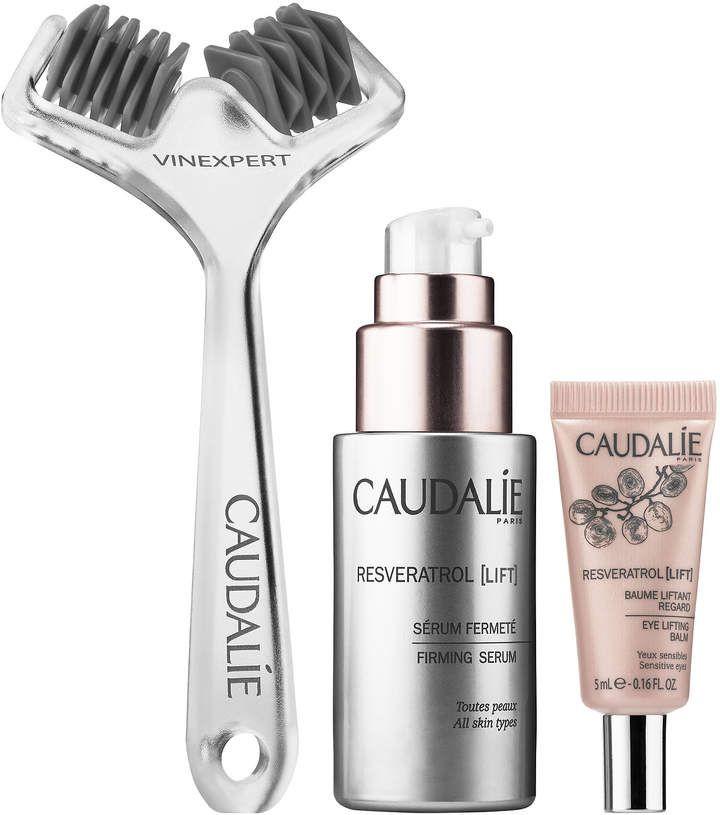 Caudalie Resveratrol Lift Get Lifted Set Firming Serum Health And Beauty Resveratrol