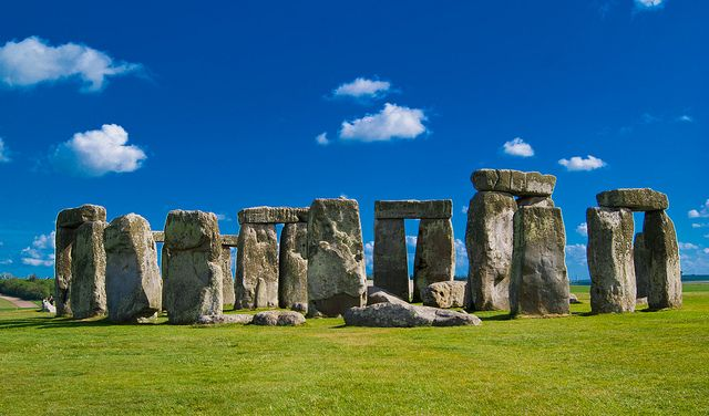 Inspiring - The Stonehenge by shahk, via Flickr