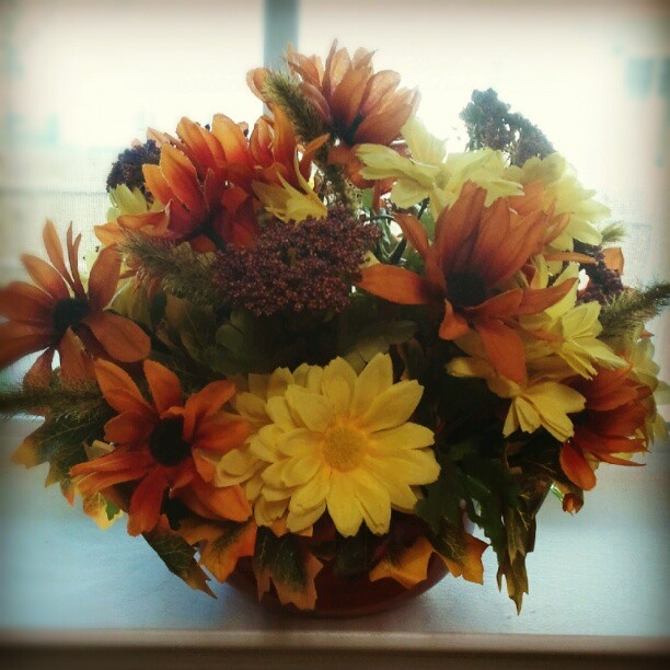 #fall #flowers #flowerarrangement #craft #diy #decor #dollartree #silkflowers http://www.russwholesaleflowers.com/best-silk-wholesale-flowers  Russ Wholesale Flowers offers silk flower arrangements, silk flowers bulk, silk wedding flowers, silk flowers wholesale, silk orchids, silk roses...and more.  In addition we carry a large selection of real touch and natural touch flowers.