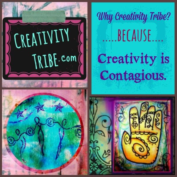 Quote: Creativity is contagious.