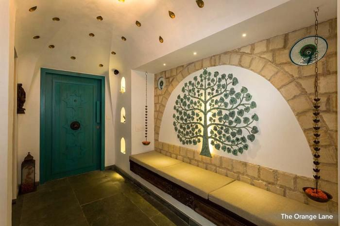 10 best images about foyer designs on pinterest pathways for Foyer design ideas india