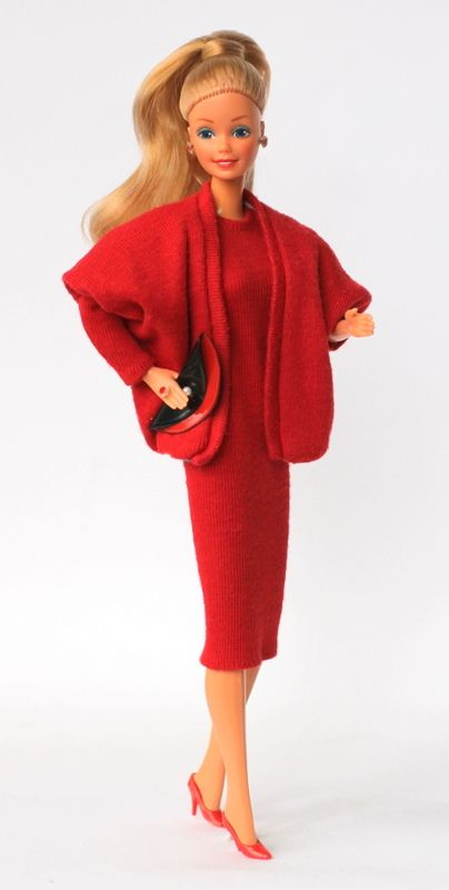 Loving You Barbie 1983, in Twice as Nice fashion | von fashiondollcollector