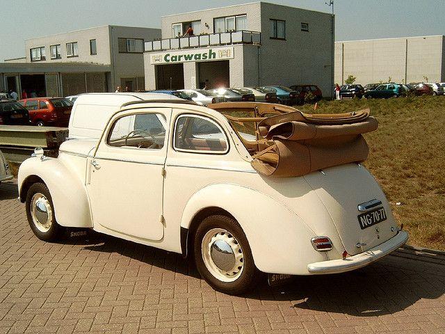 Skoda 1102 Tudor cabrio