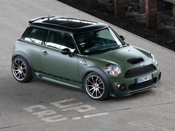 2014 Mini Cooper S. This model actually looked good. Why on earth did they put the hideous grille and headlamps on the latest model?
