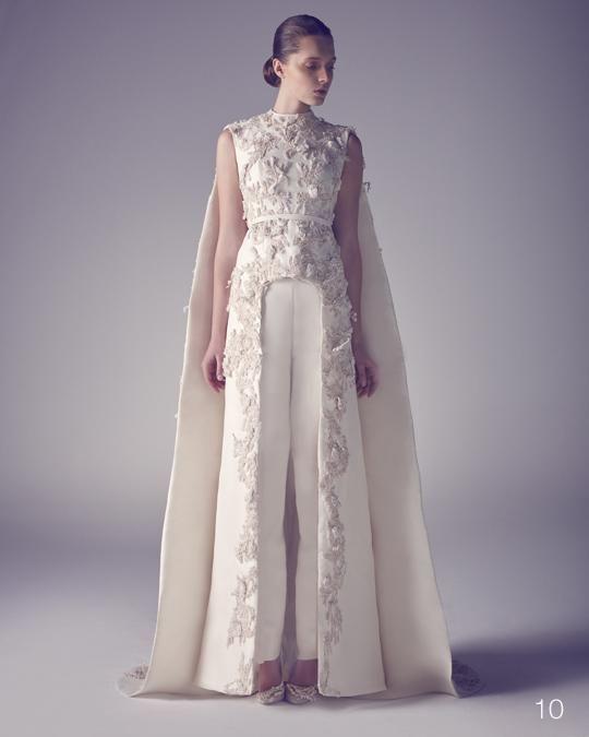 Ashi Studio Ss 2015 Couture Vintage Style Wedding Dresses Ashi