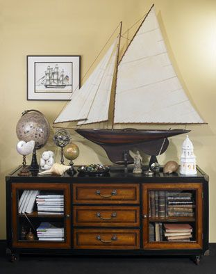 25 Best Ideas About Nautical Office On Pinterest