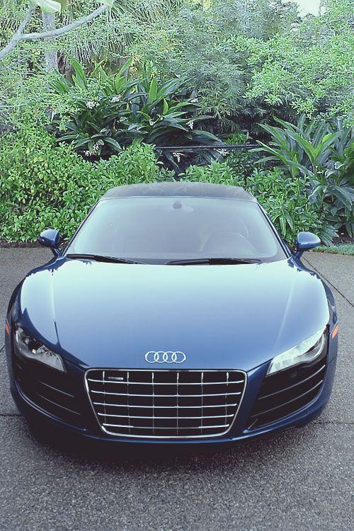 wormatronic:  2009 Audi R8 V10   More