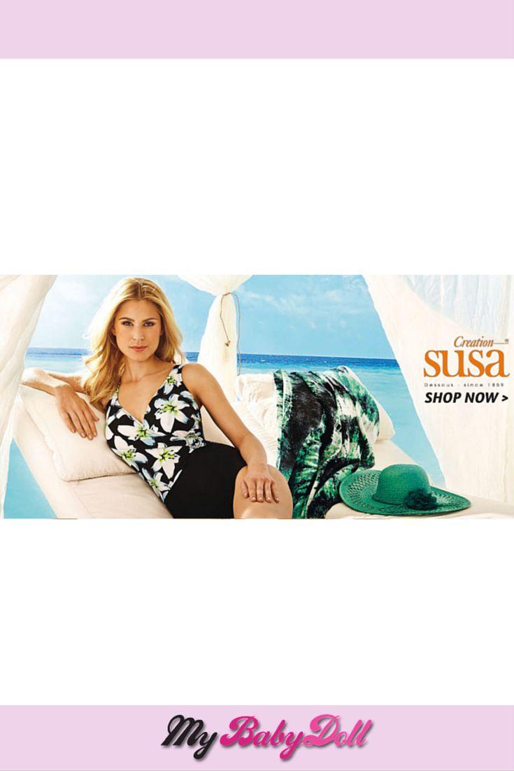 Νέα κολεξιόν σε γυναικεία μαγιώ της γερμανικής εταιρείας Susa που εξειδικεύεται στα μαγιώ για μεγάλα μεγέθη!   Δείτε όλη την νέα συλλογή εδώ > http://mybabydoll.gr/product-tag/susa/  #MyBabydoll #My_Babydoll #Mens #Womens #Underwear #New #Summer #Collection #SS15 #Swimwear #Beachwear #Καλοκαίρι #Susa