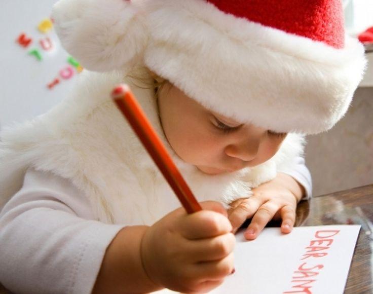 Brev til julemanden