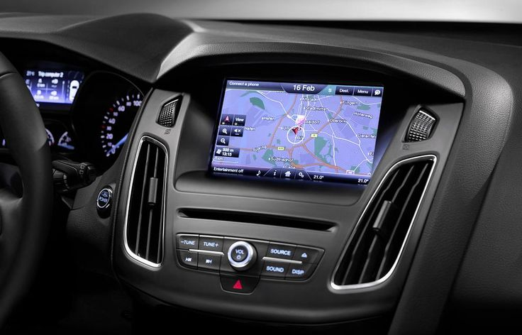 Hands-on with Ford's SYNC 2 in-car dashboard system  - DigitalSpy.com