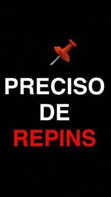 PRECISO DE REPIN. #BetaAjudaBeta #BetaAjuda #TimBeta